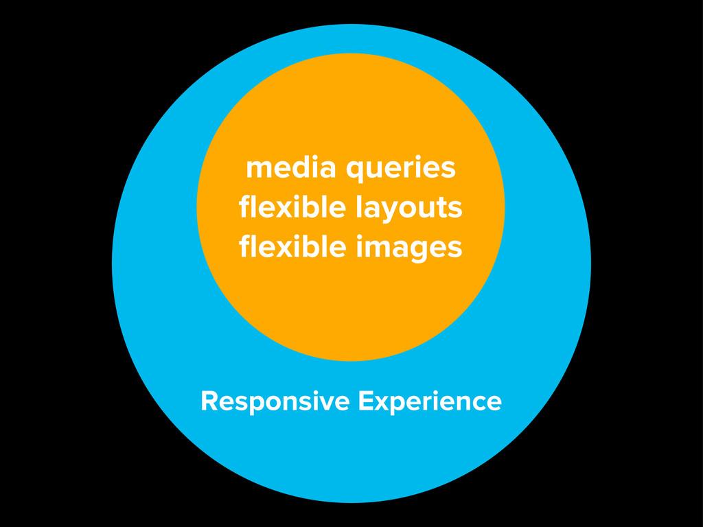media queries flexible layouts flexible images Re...