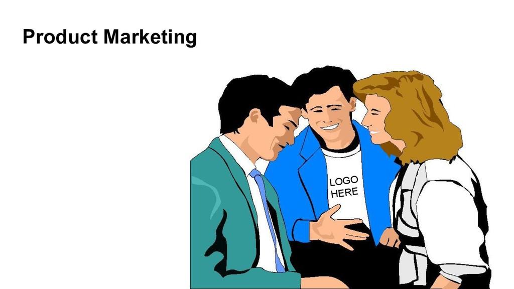 Product Marketing LOGO HERE