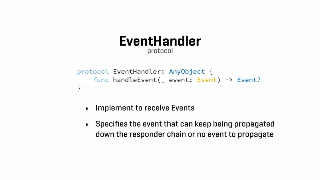 EventHandler