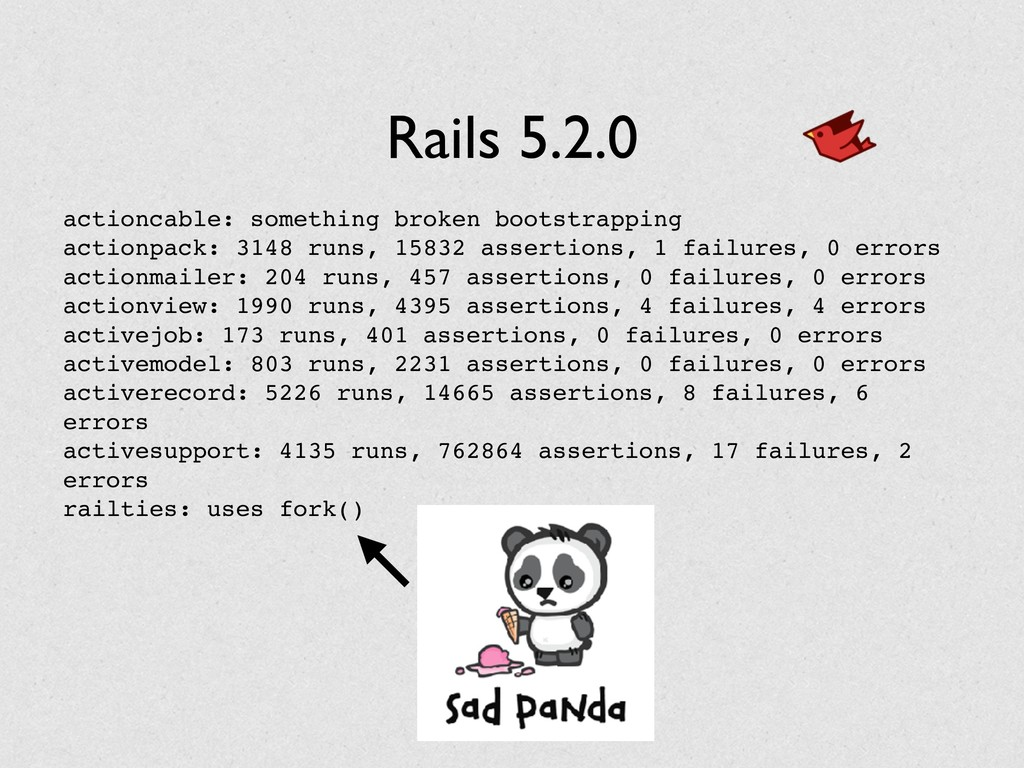 Rails 5.2.0 actioncable: something broken boots...