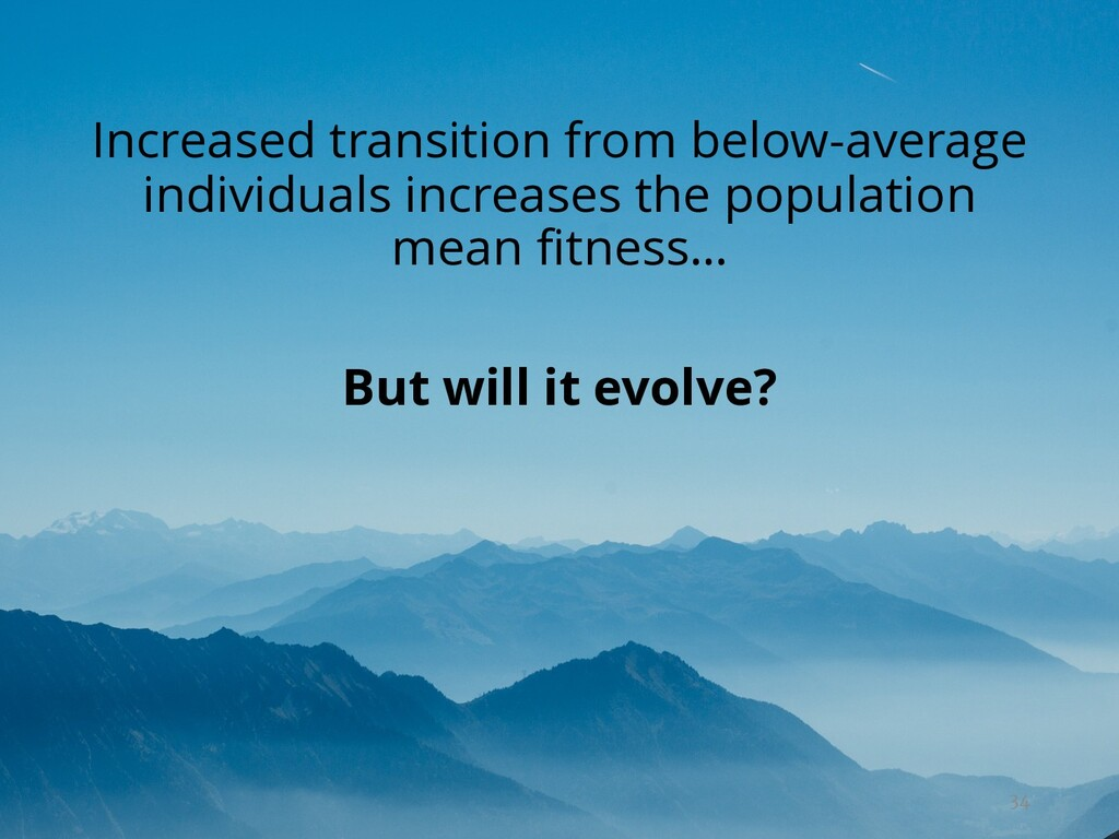 Increased transition from below-average individ...
