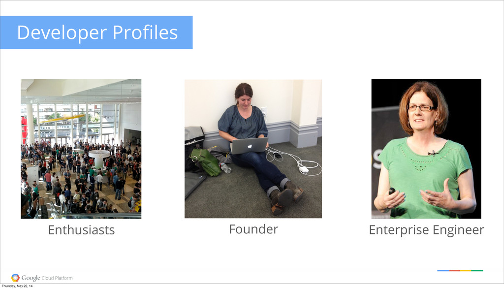 Developer Profiles Enthusiasts Founder Enterpris...
