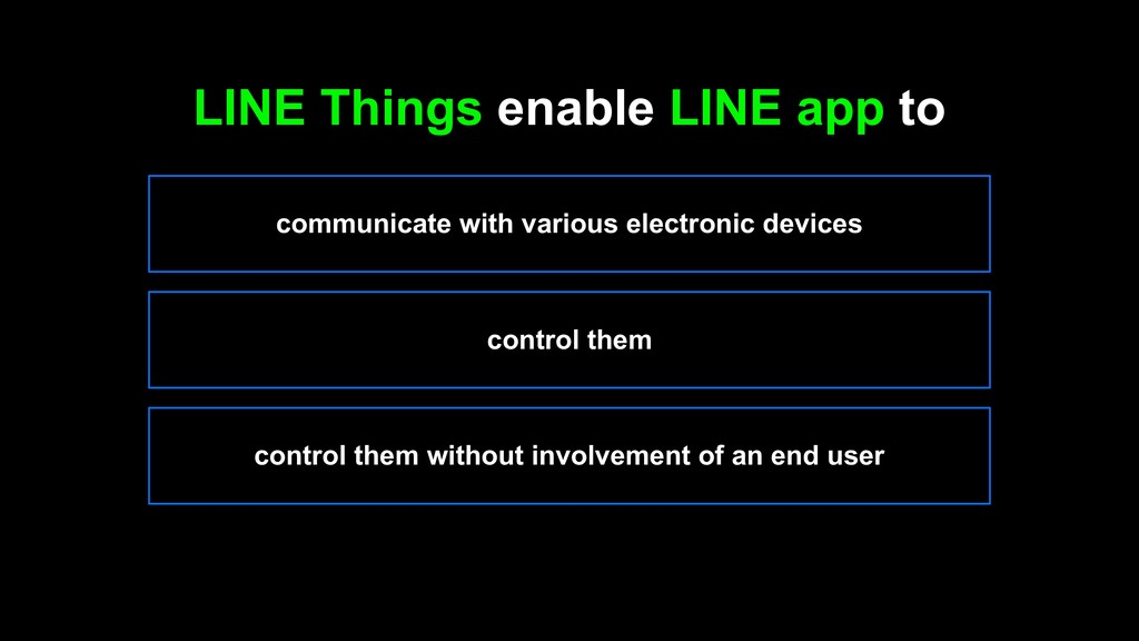 communicate with various electronic devices con...
