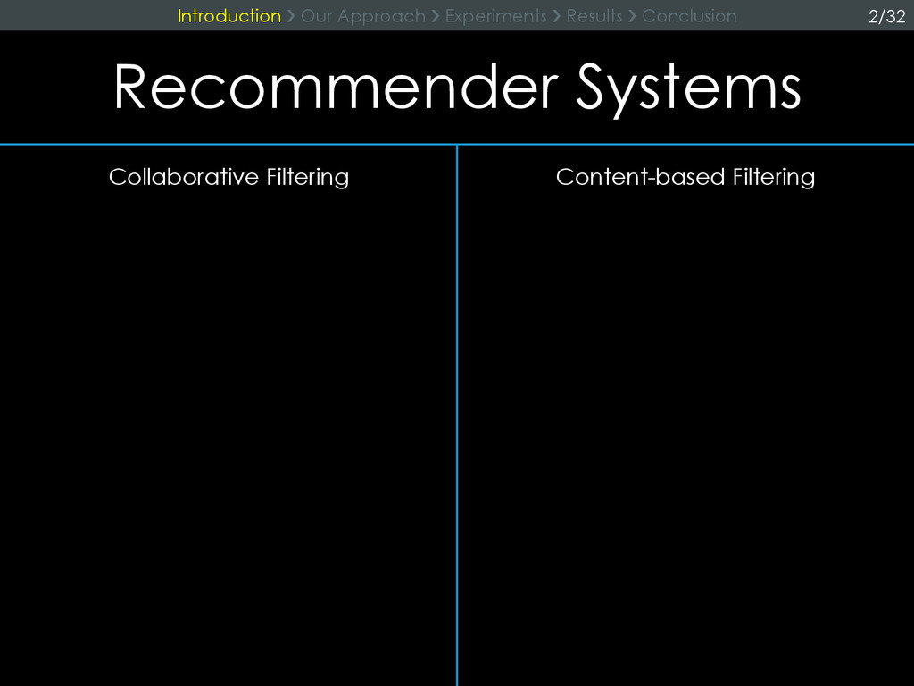 Content-based Filtering Recommender Systems Int...