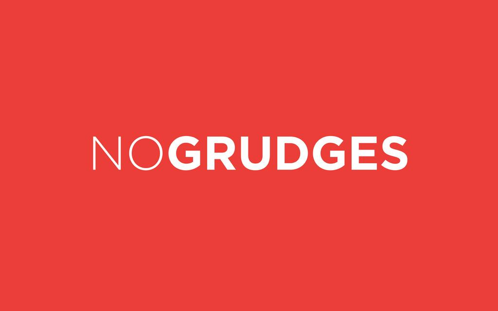 NOGRUDGES