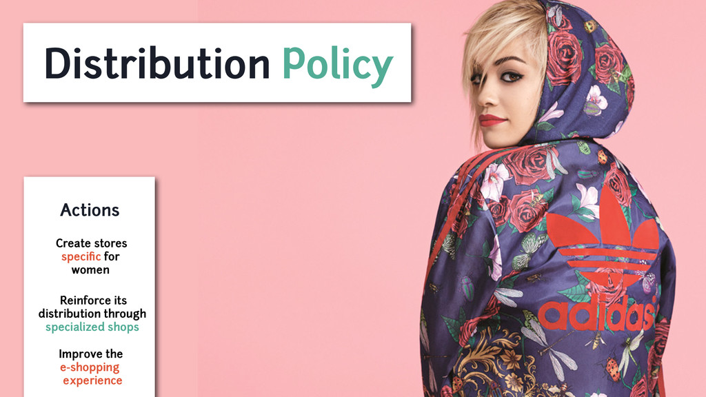 Distribution Policy Actions Create stores speci...