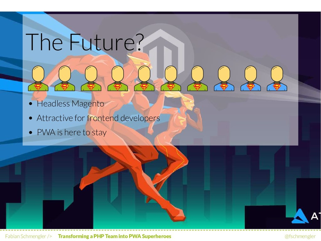 The Future? Headless Magento Attractive for fro...