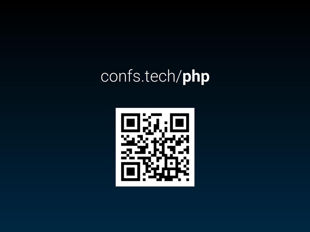 confs.tech/php