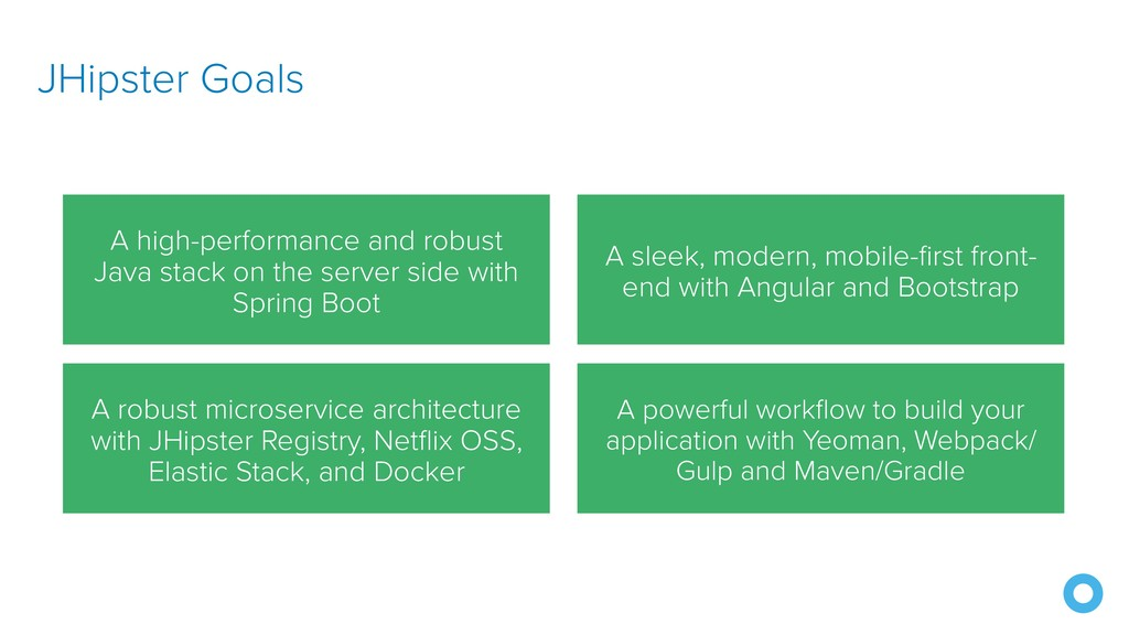 A powerful workflow to build your application w...