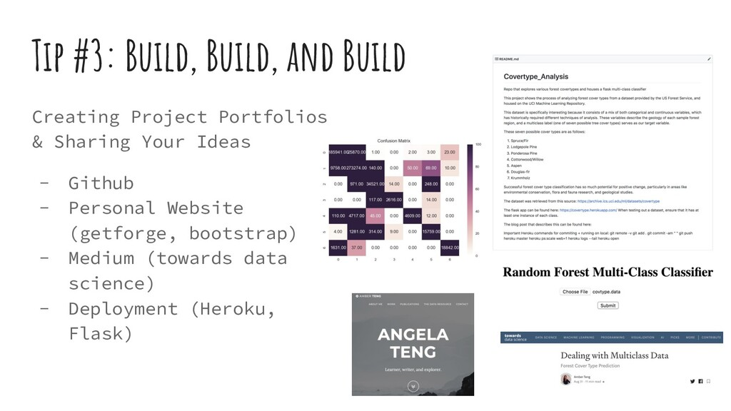 Tip #3: Build, Build, and Build Creating Projec...