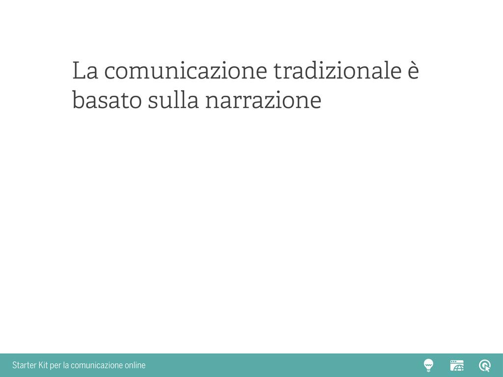 Starter Kit per la comunicazione online La comu...
