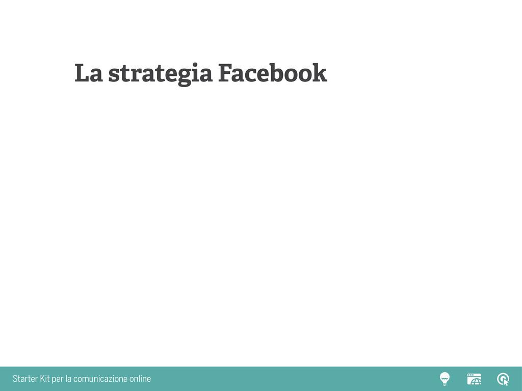Starter Kit per la comunicazione online La stra...