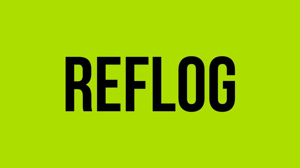 Reflog