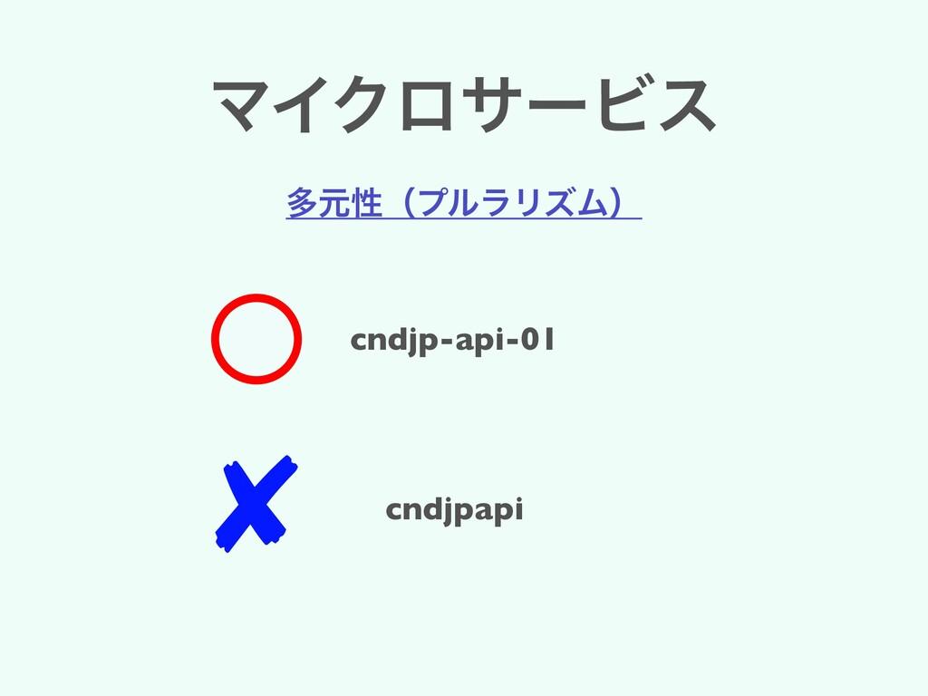 ϚΠΫϩαʔϏε ଟݩੑʢϓϧϥϦζϜʣ cndjpapi cndjp-api-01