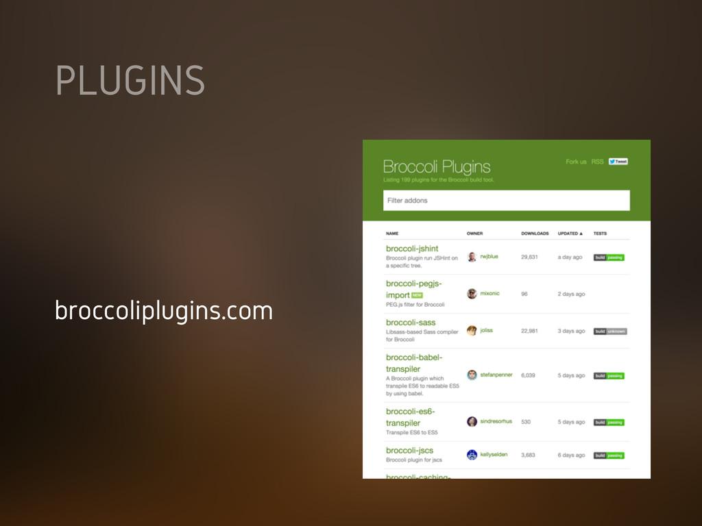 PLUGINS broccoliplugins.com