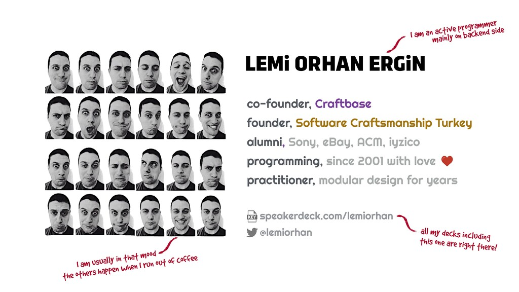 LEMi ORHAN ERGiN co-founder, Craftbase   founde...