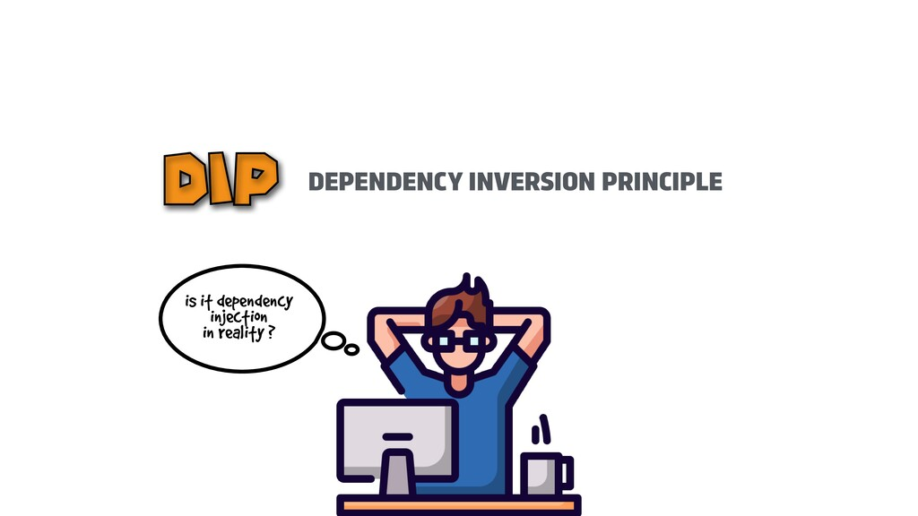 is it dependency injection 