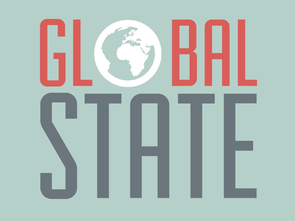 STATE GL BAL