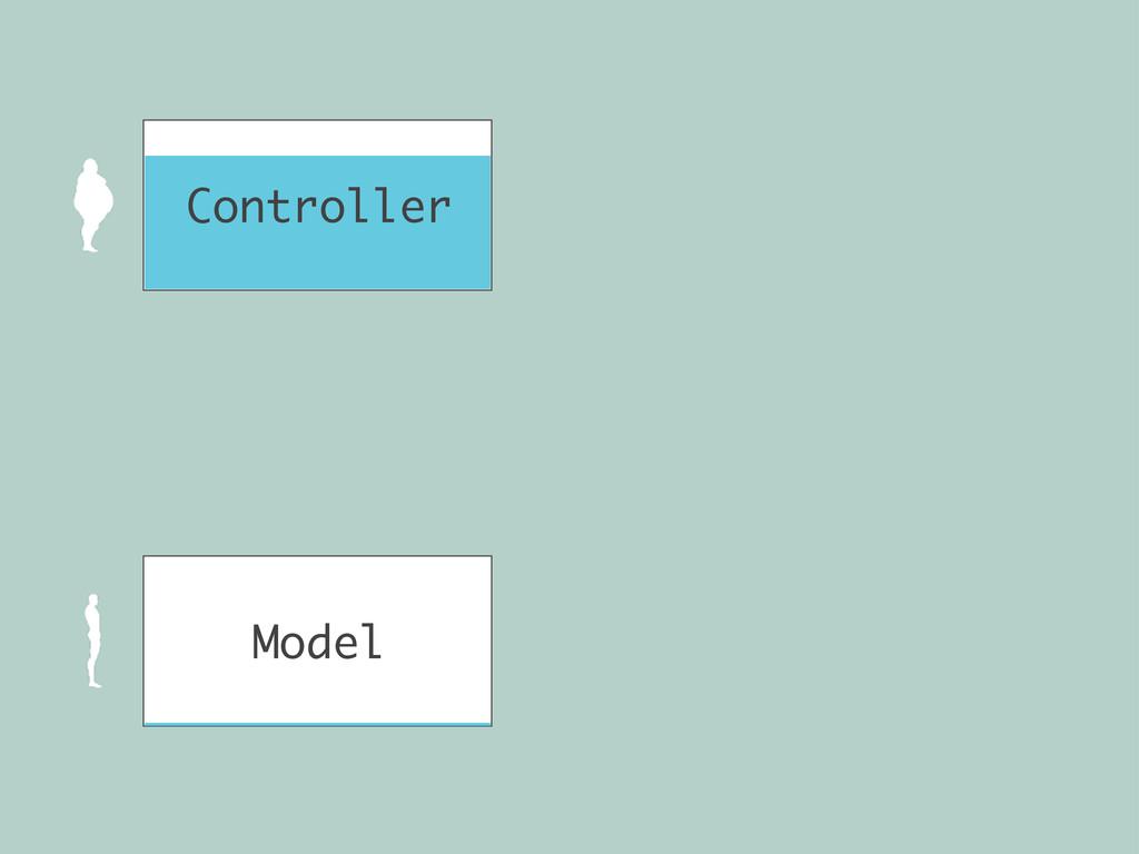 Controller Model