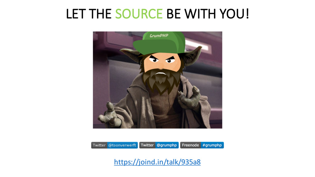 LET THE SOURCE BE WITH YOU! https://jo...