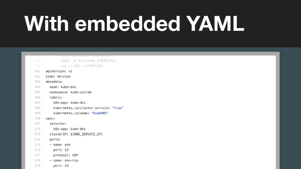 (without introducing more risk) With embedded Y...
