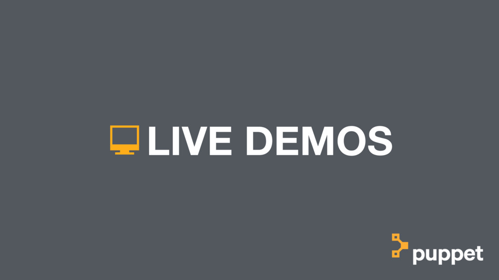 (without introducing more risk) LIVE DEMOS
