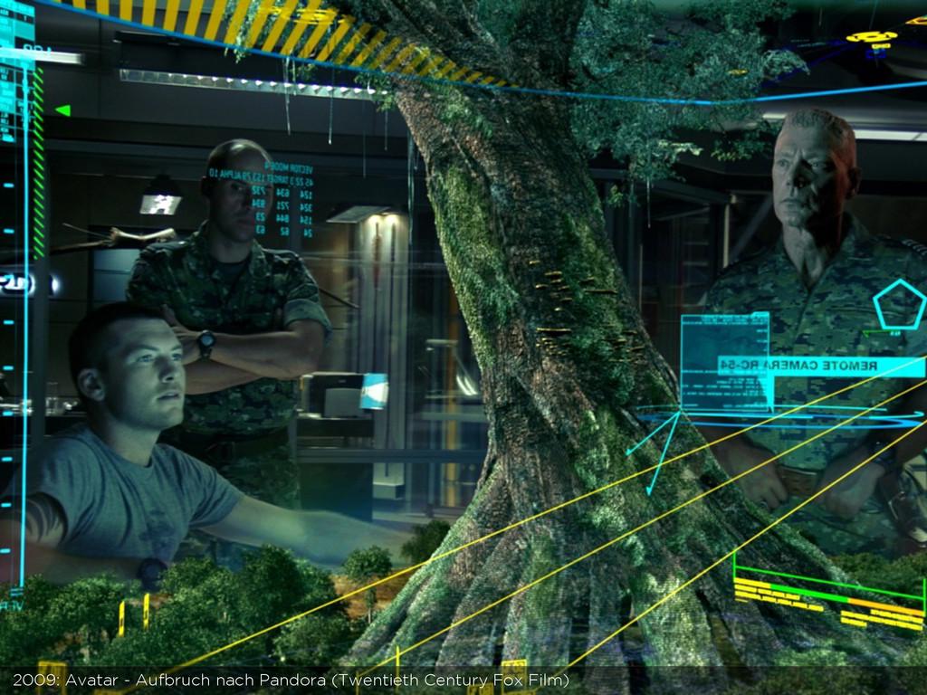 2009: Avatar - Aufbruch nach Pandora (Twentieth...