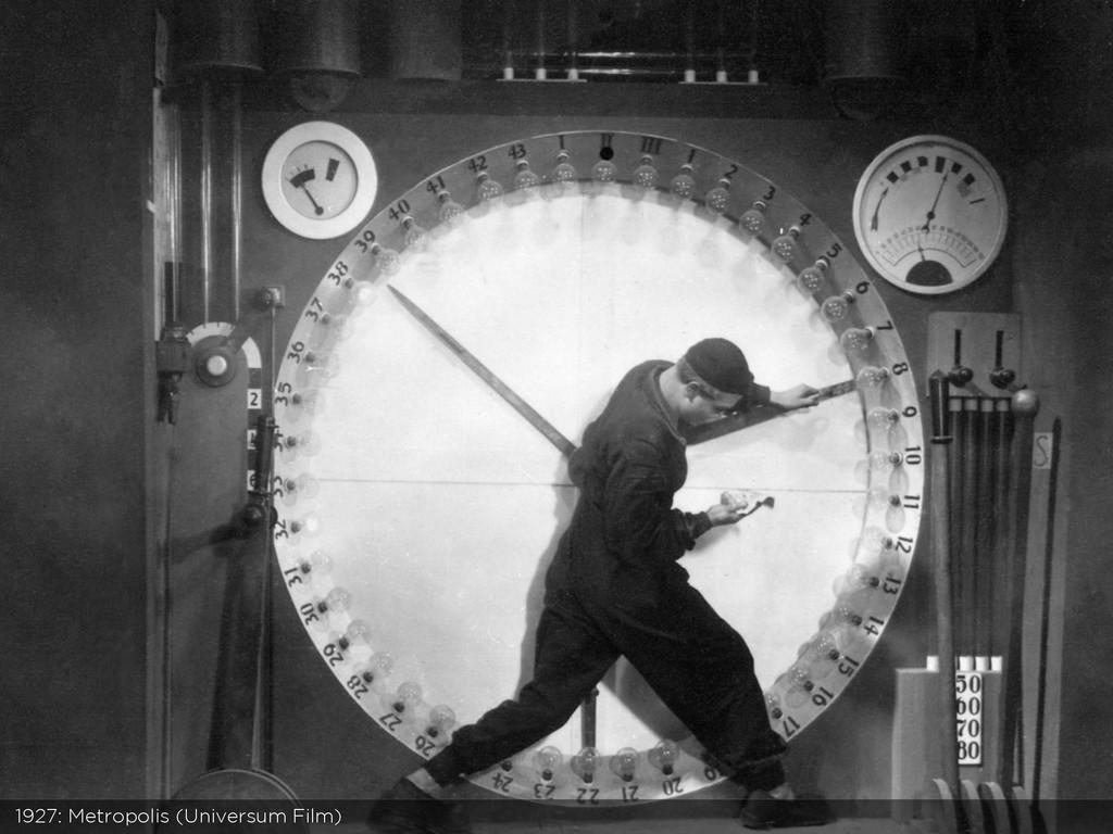 1927: Metropolis (Universum Film)