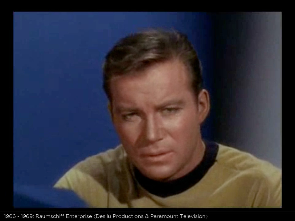 1966 - 1969: Raumschiff Enterprise (Desilu Prod...