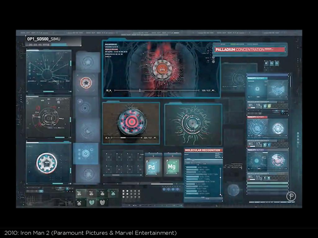 2010: Iron Man 2 (Paramount Pictures & Marvel E...