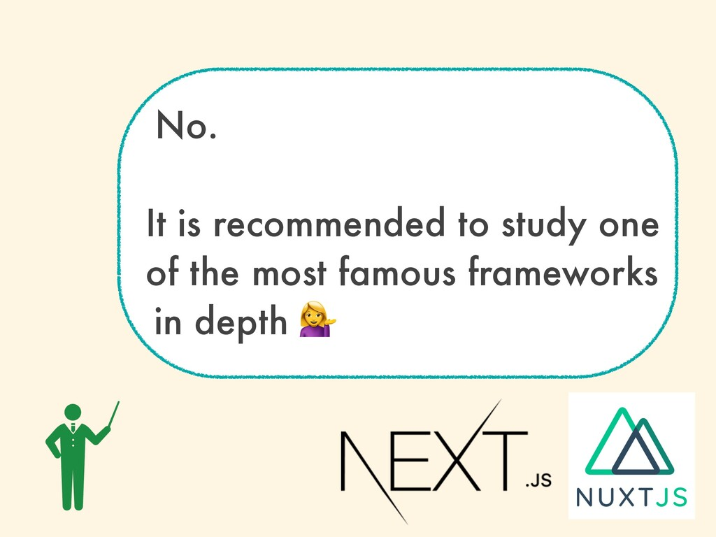 No. It is recommended to study one of the most ...