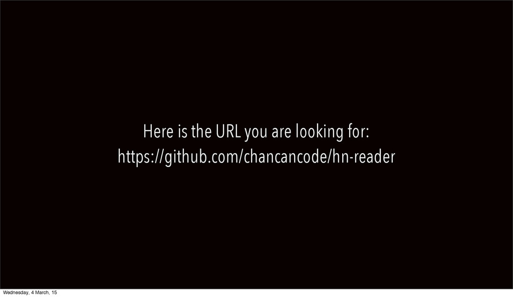 Here is the URL you are looking for: https://gi...