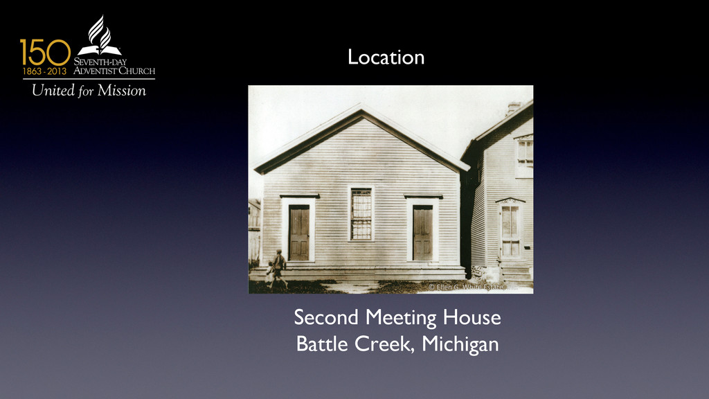 Second Meeting House