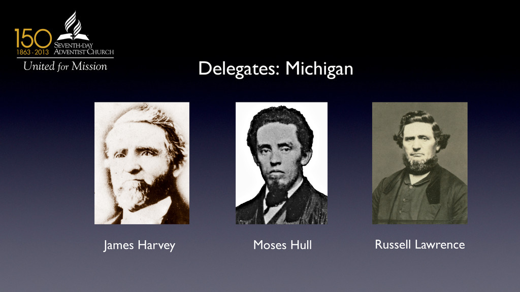 Delegates: Michigan	 
