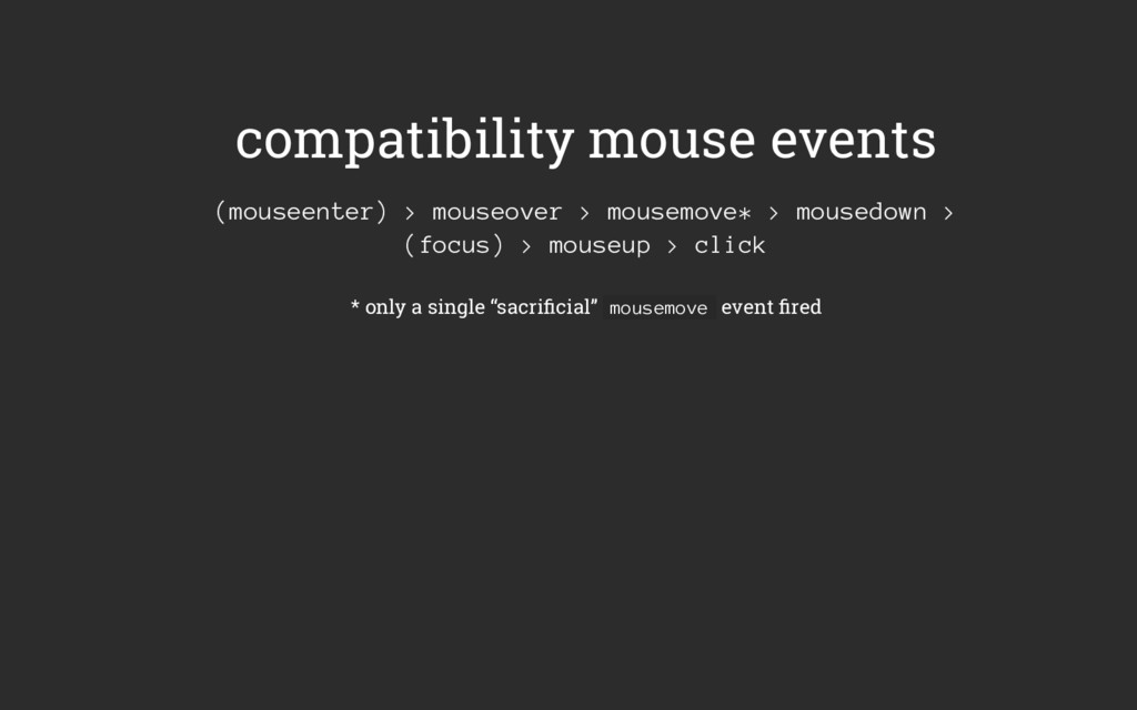 compatibility mouse events (mouseenter) > mouse...