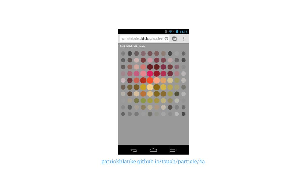 patrickhlauke.github.io/touch/particle/4a