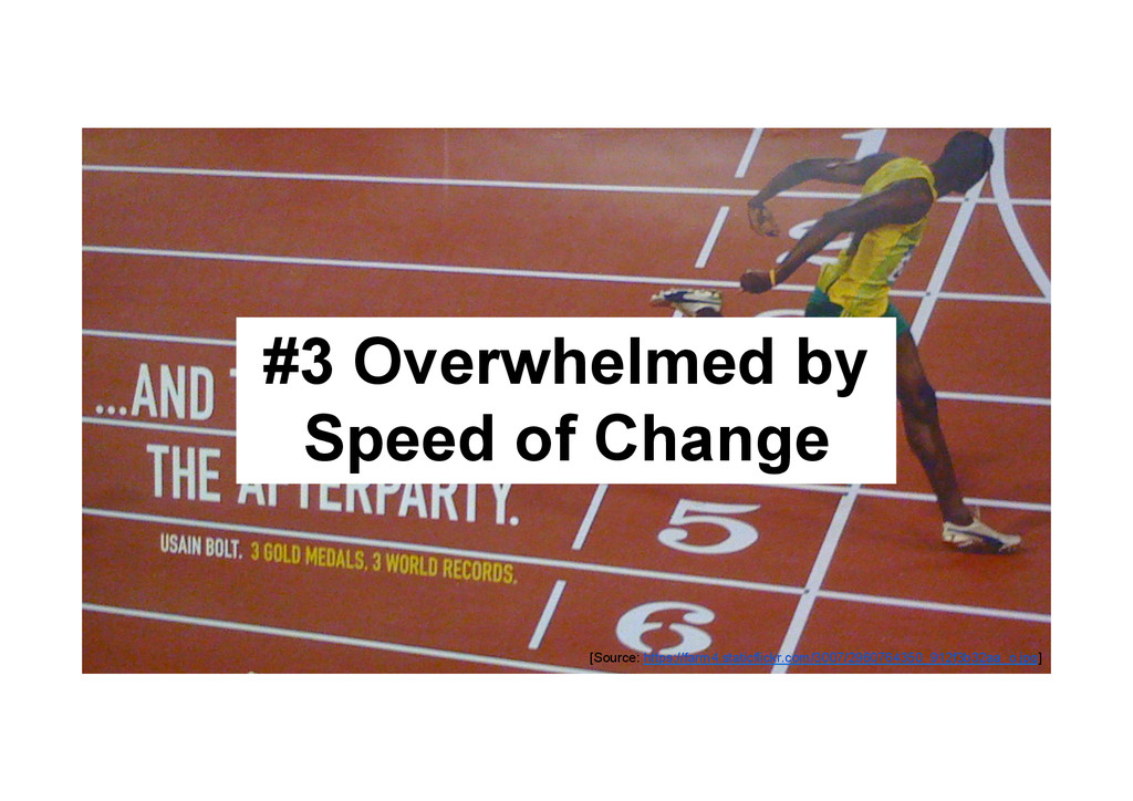 @devpg #3 Overwhelmed by Speed of Change [Sourc...