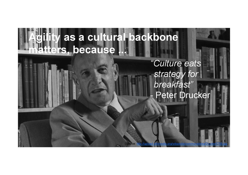 @devpg Agility as a cultural backbone matters, ...