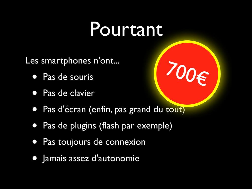 Un smartphone est utilisé  plus de 2h par jou...