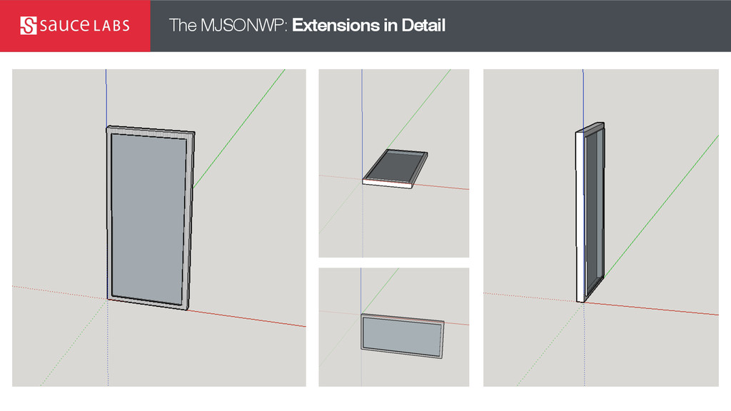 The MJSONWP: Extensions in Detail