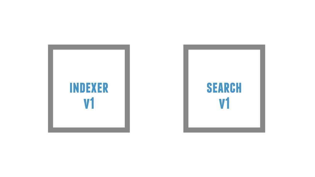 indexer search v1 v1