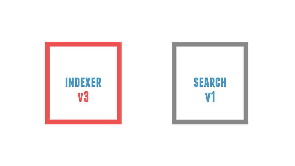 indexer search v3 v1
