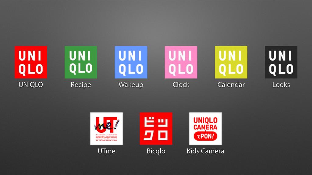 UNIQLO Recipe Wakeup Clock Calendar Looks UTme ...