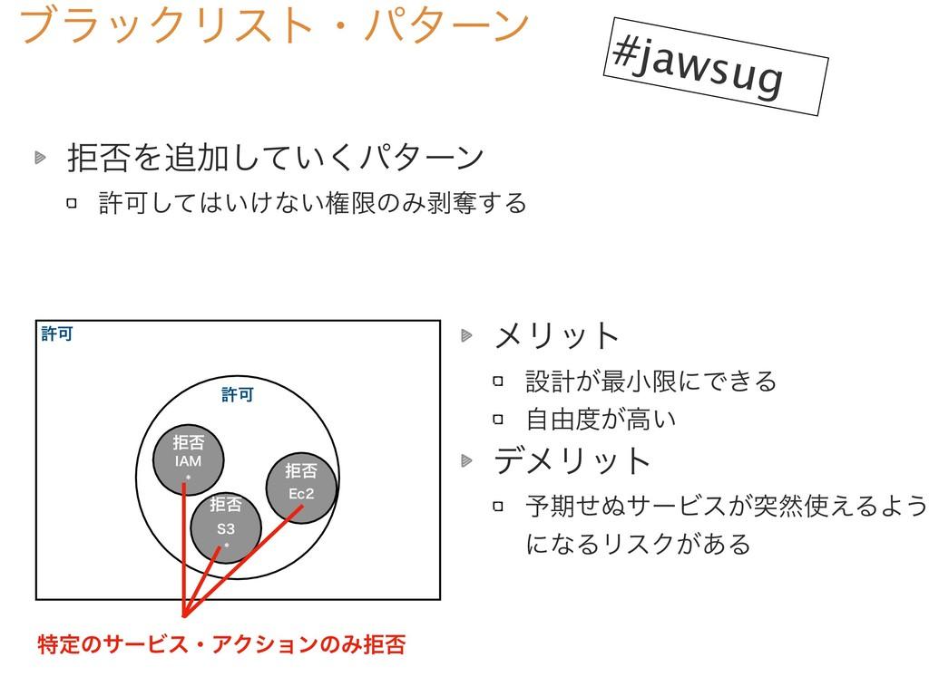 ڋ൱ΛՃ͍ͯ͘͠ύλʔϯɹɹ ڐՄ͍͚ͯ͠ͳ͍ݖݶͷΈണୣ͢Δ #jawsug ϒϥο...