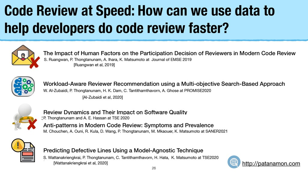 Code Review at Speed: How can we use data to he...