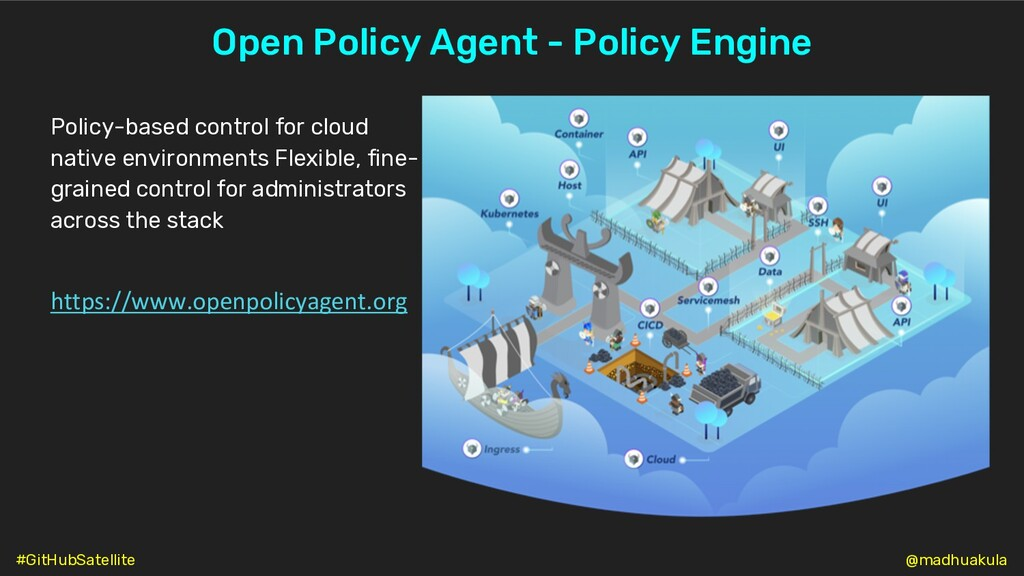 Open Policy Agent - Policy Engine Policy-based ...