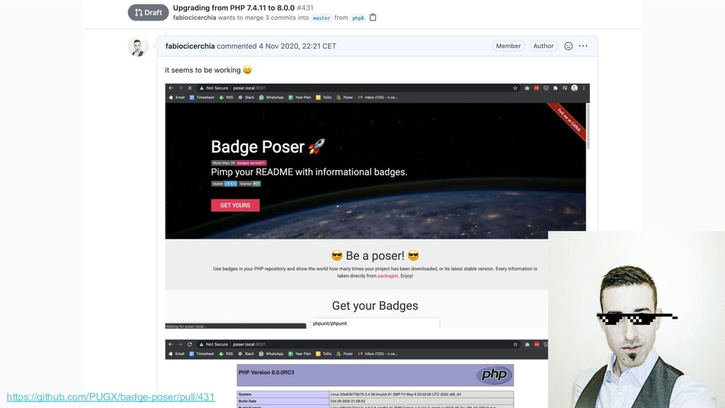 https://github.com/PUGX/badge-poser/pull/431