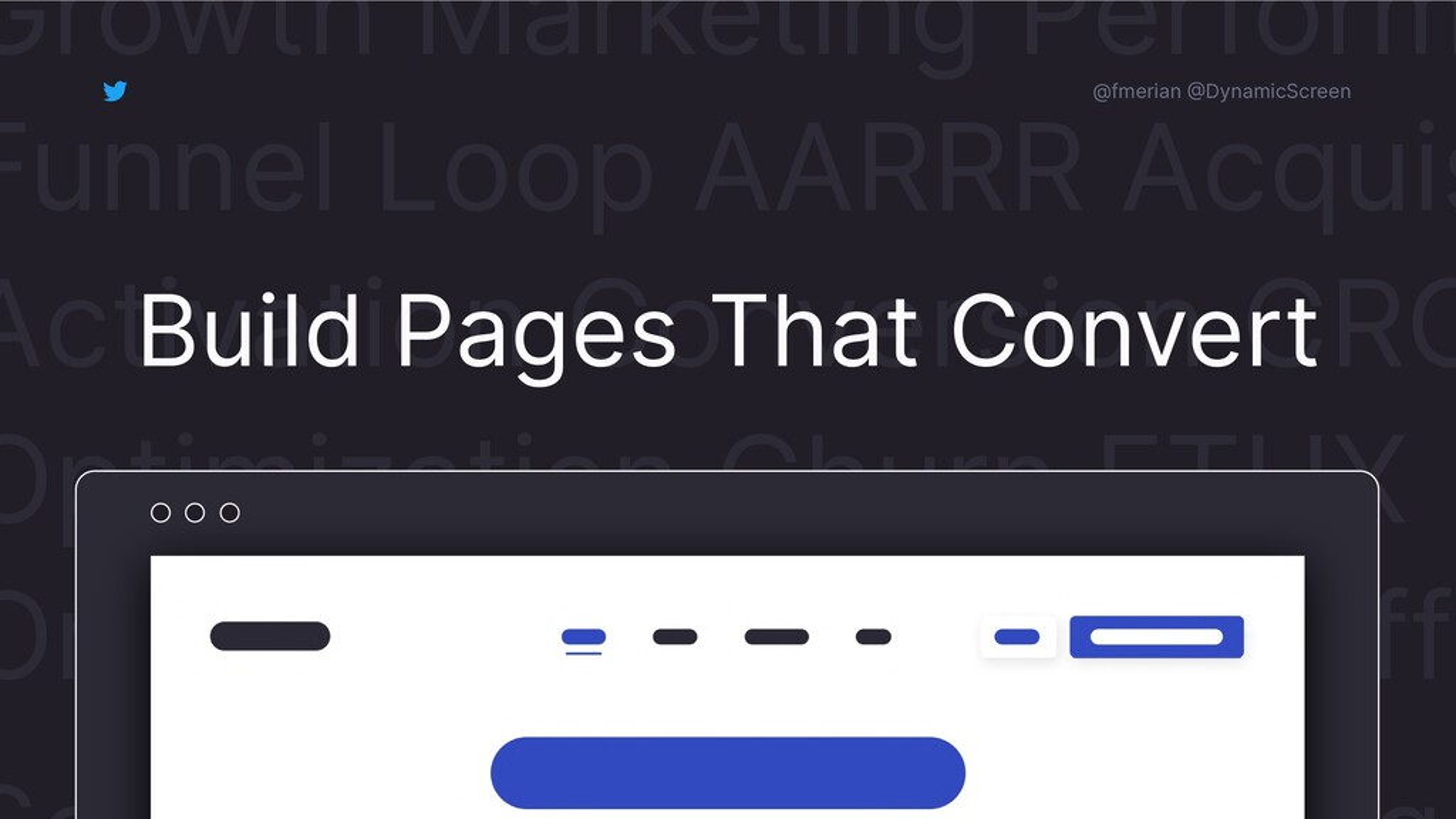Growth Marketing Perform Funnel Loop AARRR Acqu...
