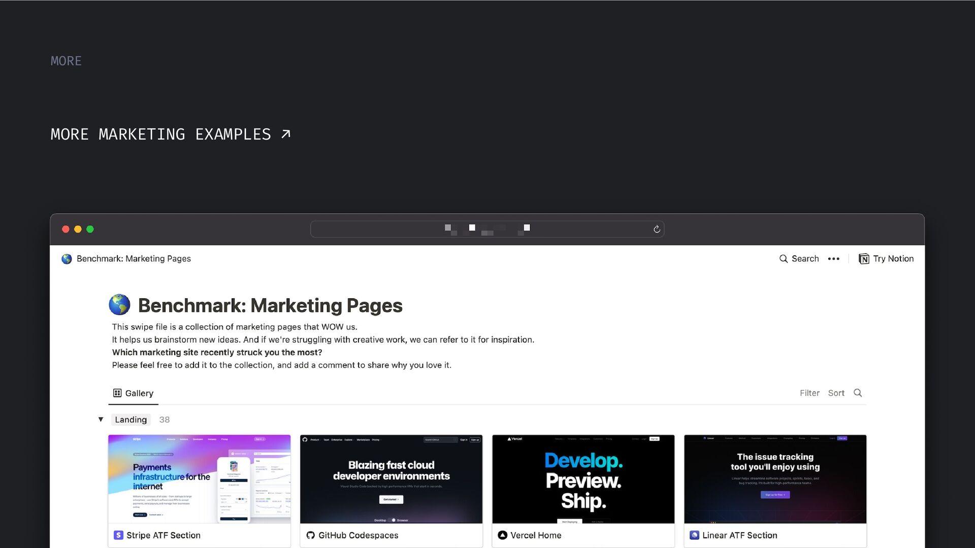 Make the value concrete. @fmerian Stripe