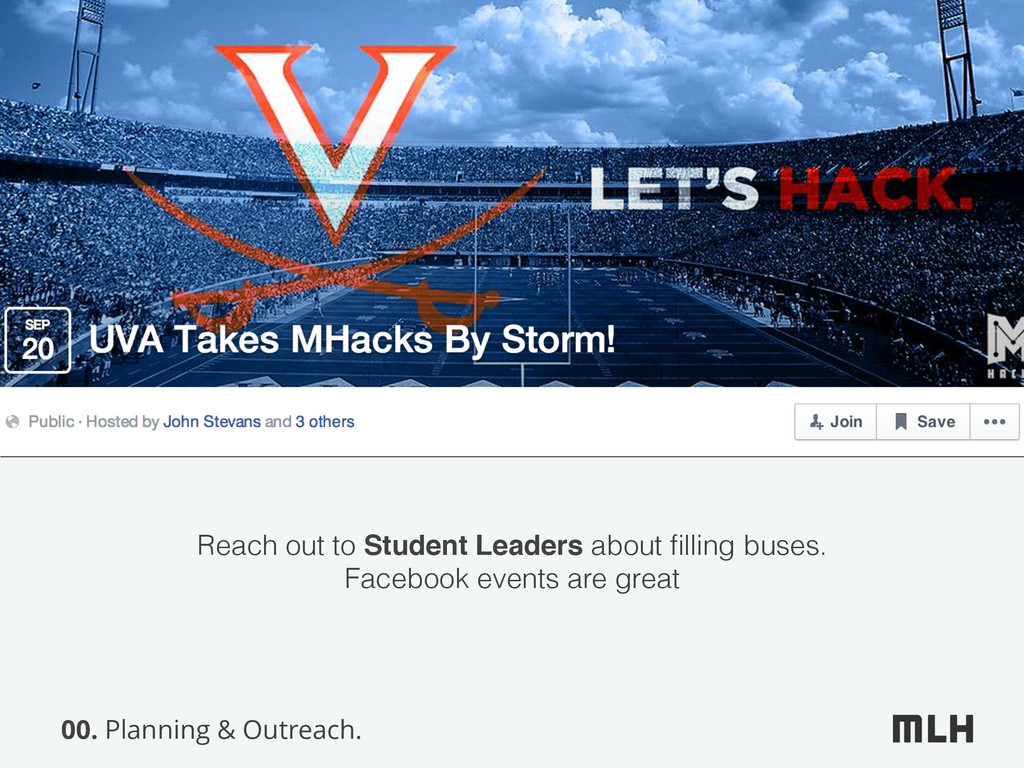 00. Planning & Outreach. Reach out to Student L...